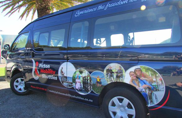 Picton Mobility Shuttles